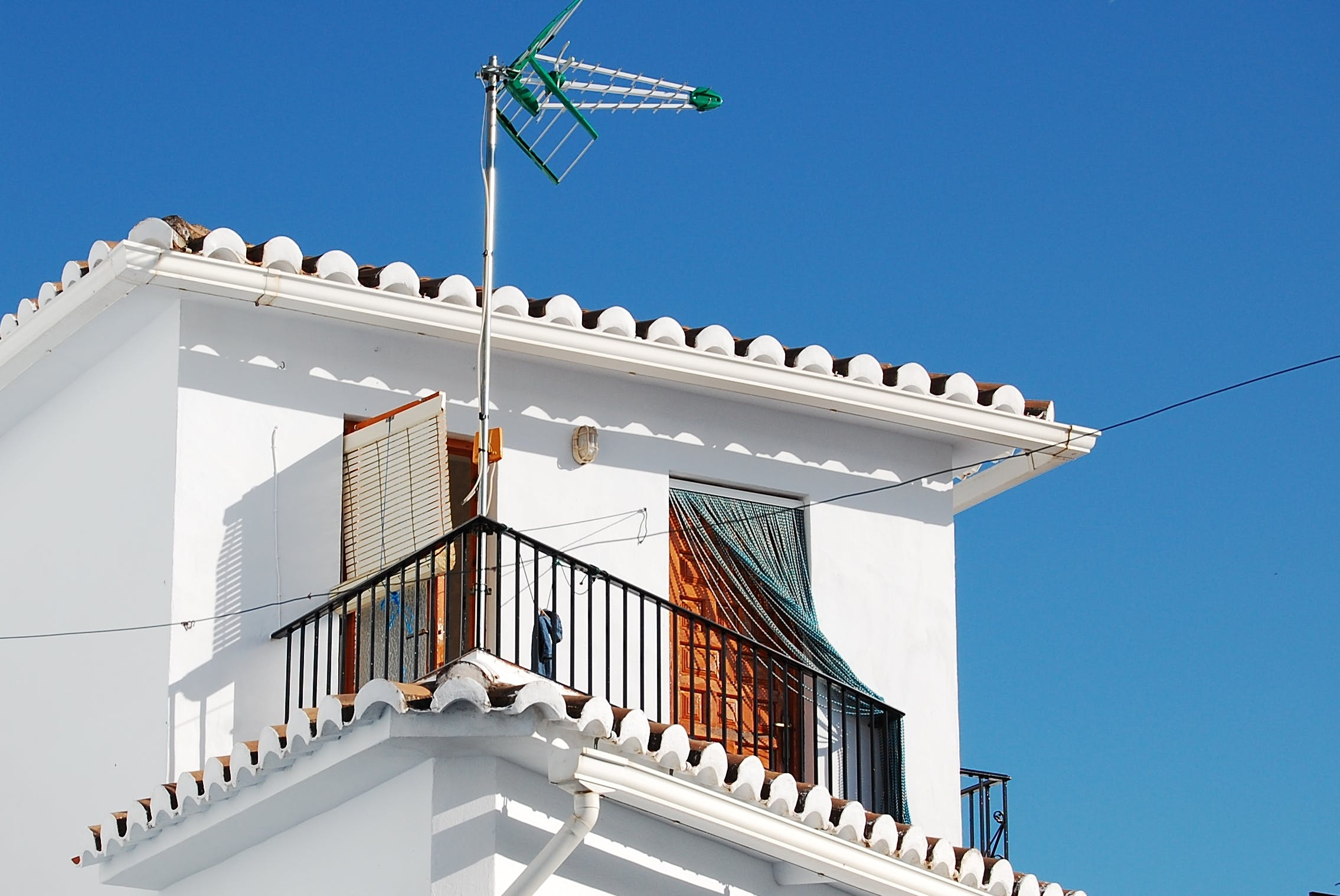 Free stock photo of balcony, sunny