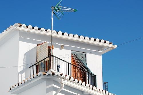 Fotobanka sbezplatnými fotkami na tému balkón, slnečný