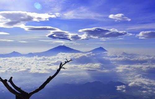 Ilmainen kuvapankkikuva tunnisteilla kesä, luonto, maisma, pilvet