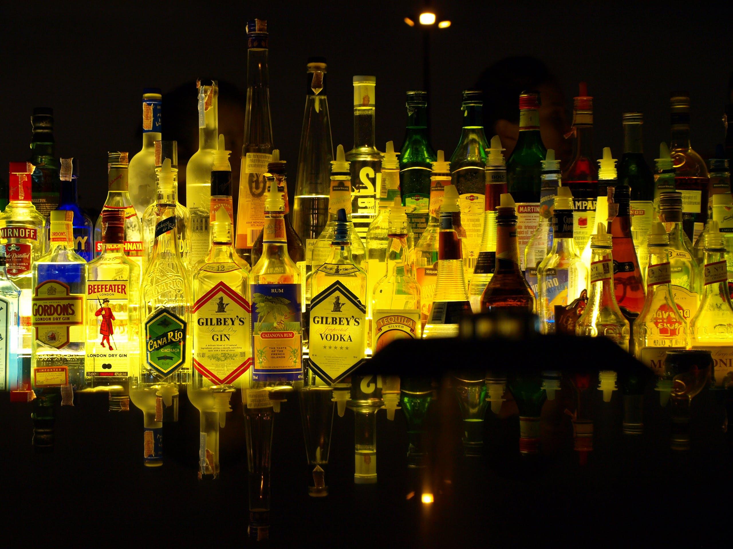 Free stock photo of bar, liquor