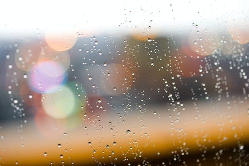Free stock photo of blurred background, blurry background, waterdrops
