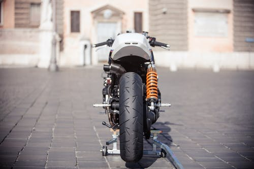 Gratis lagerfoto af bmwmotorrad, caferacer, ladini, specialbike