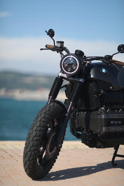 Free stock photo of bmwk100, bmwmotorrad, caferacer, motorbike