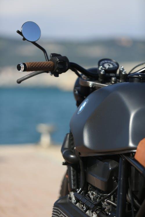 Kostnadsfri bild av bmwk100, caféracer, motorcykel, scrambler
