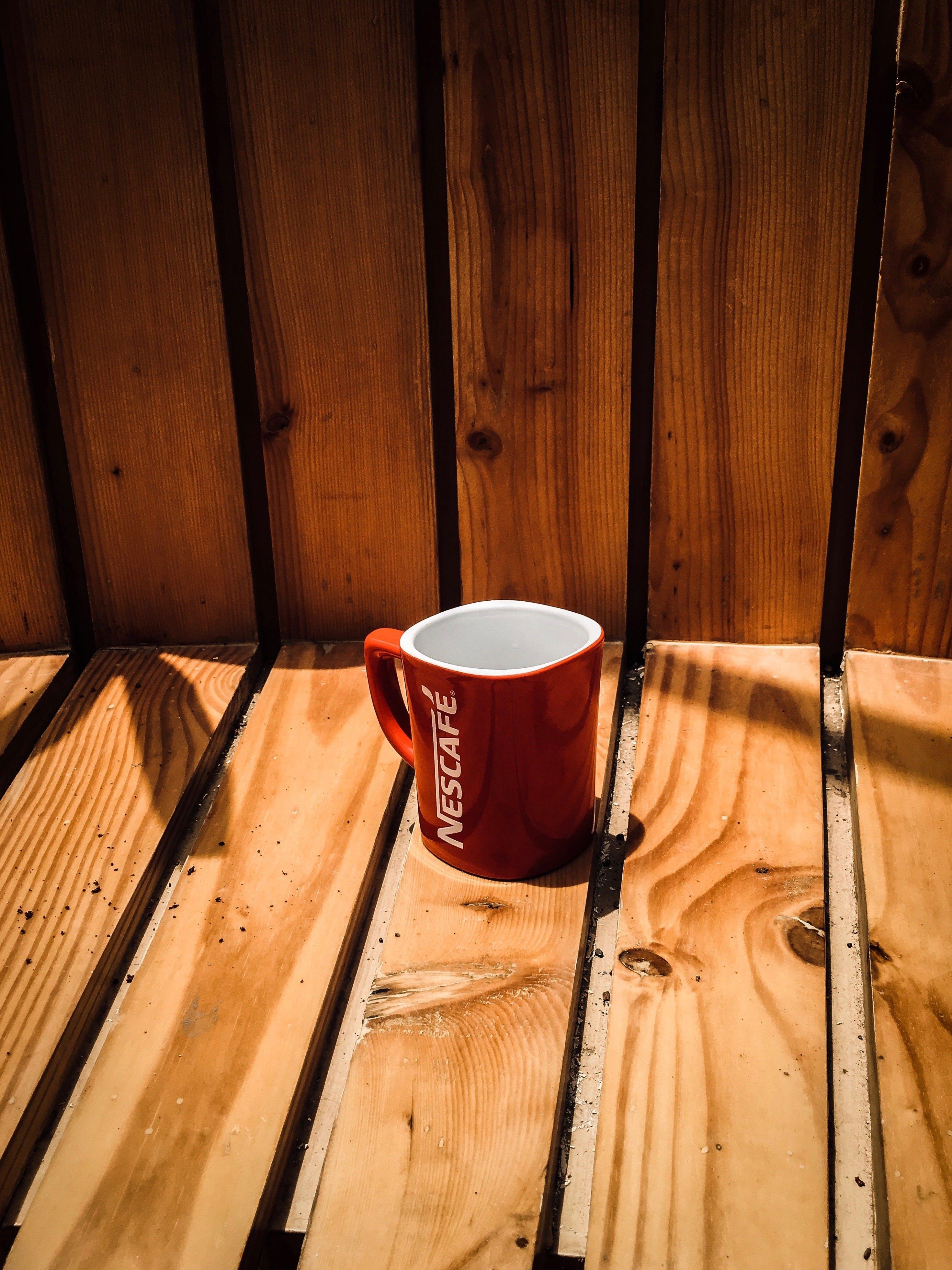 Free stock photo of #coffee #nescafe #coffeemug