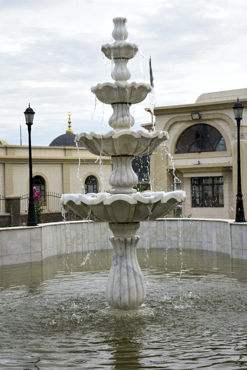 Fotos de stock gratuitas de # fuente # agua # gotas