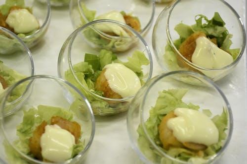 Fotos de stock gratuitas de #chicken #salad #food #snacks #treats