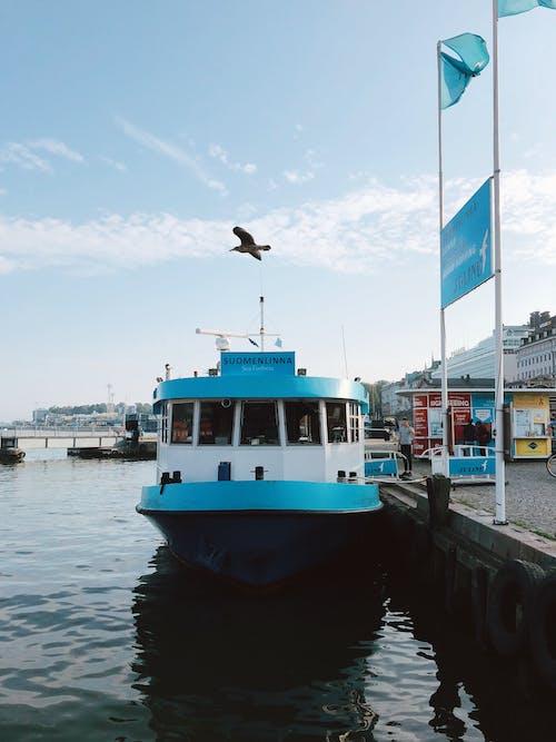 물, 바다, 배, 보트의 무료 스톡 사진
