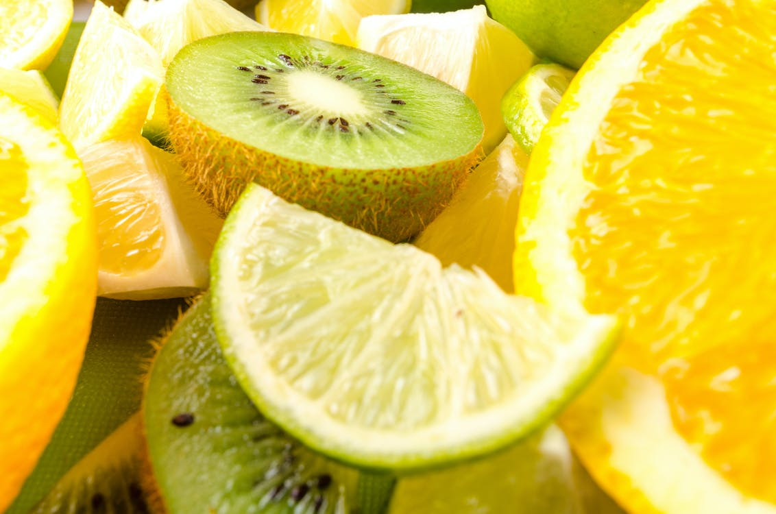 chop, chopped, citrus