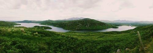 丘, 全景, 屋外, 山の無料の写真素材