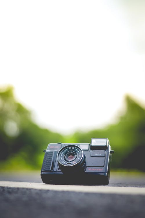 Selective Focus of Compact Camera