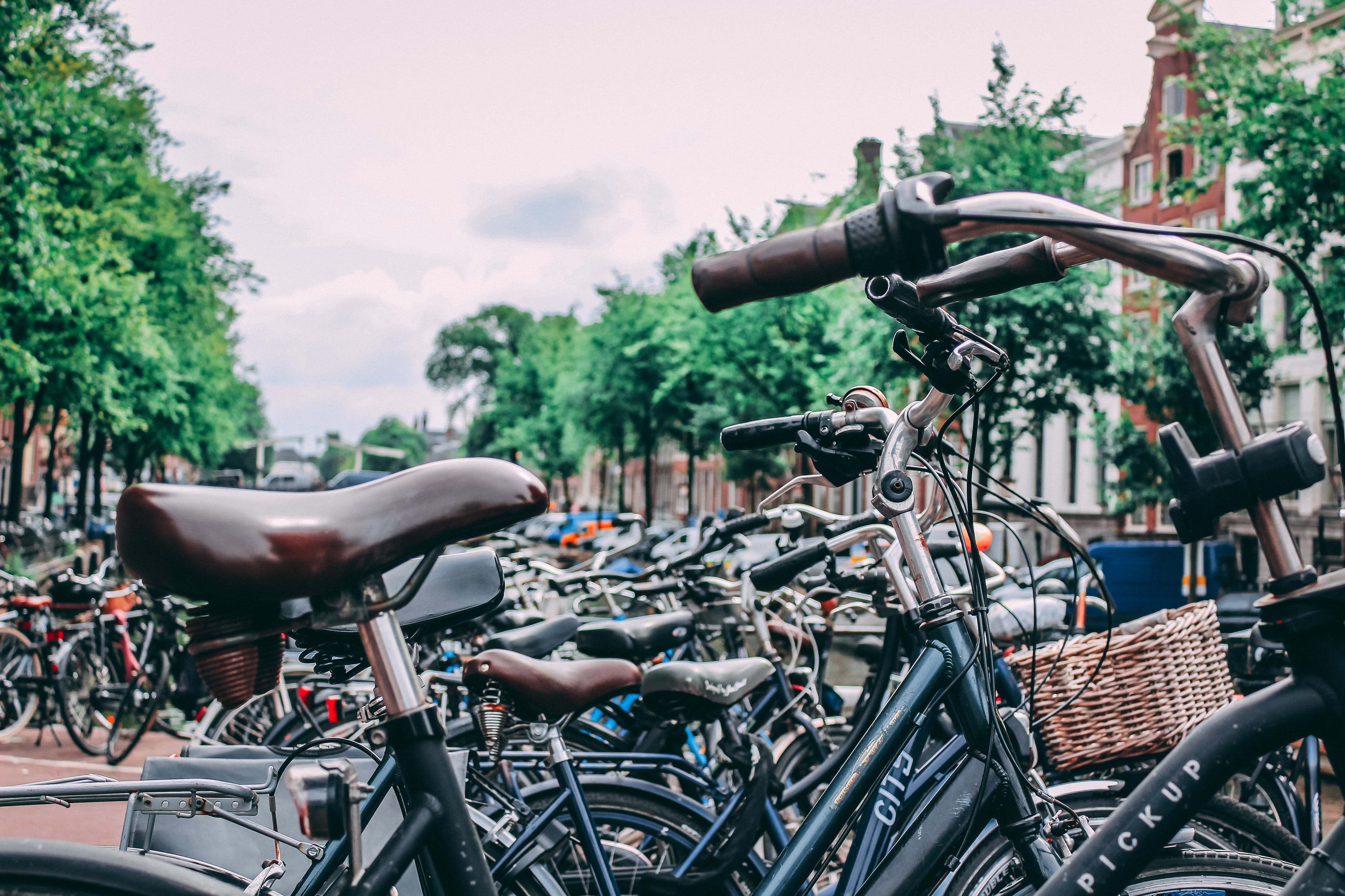 Free stock photo of amsterdam, amsterdam bike, Amsterdam bridge, city photography