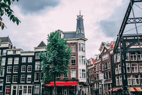 Free stock photo of amsterdam, classic amsterdam, Waterlooplein