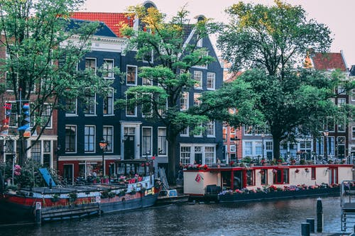 Free stock photo of amsterdam, classic amsterdam