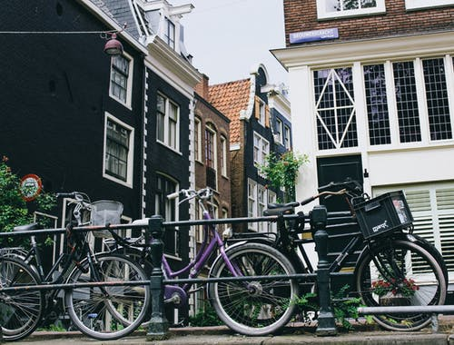 Free stock photo of amsterdam, amsterdam bike, classic amsterdam