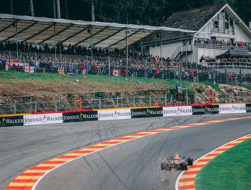 Free stock photo of Belgian Grand Prix, Eau Rouge, f1
