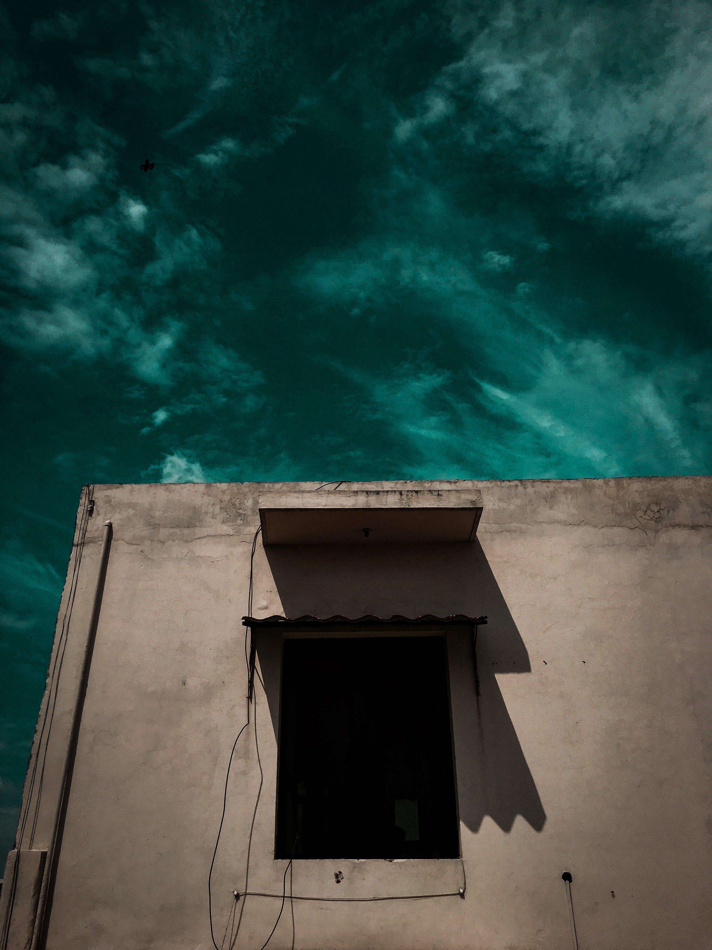 Free stock photo of #beautiful, #blue, #buildings, #skies