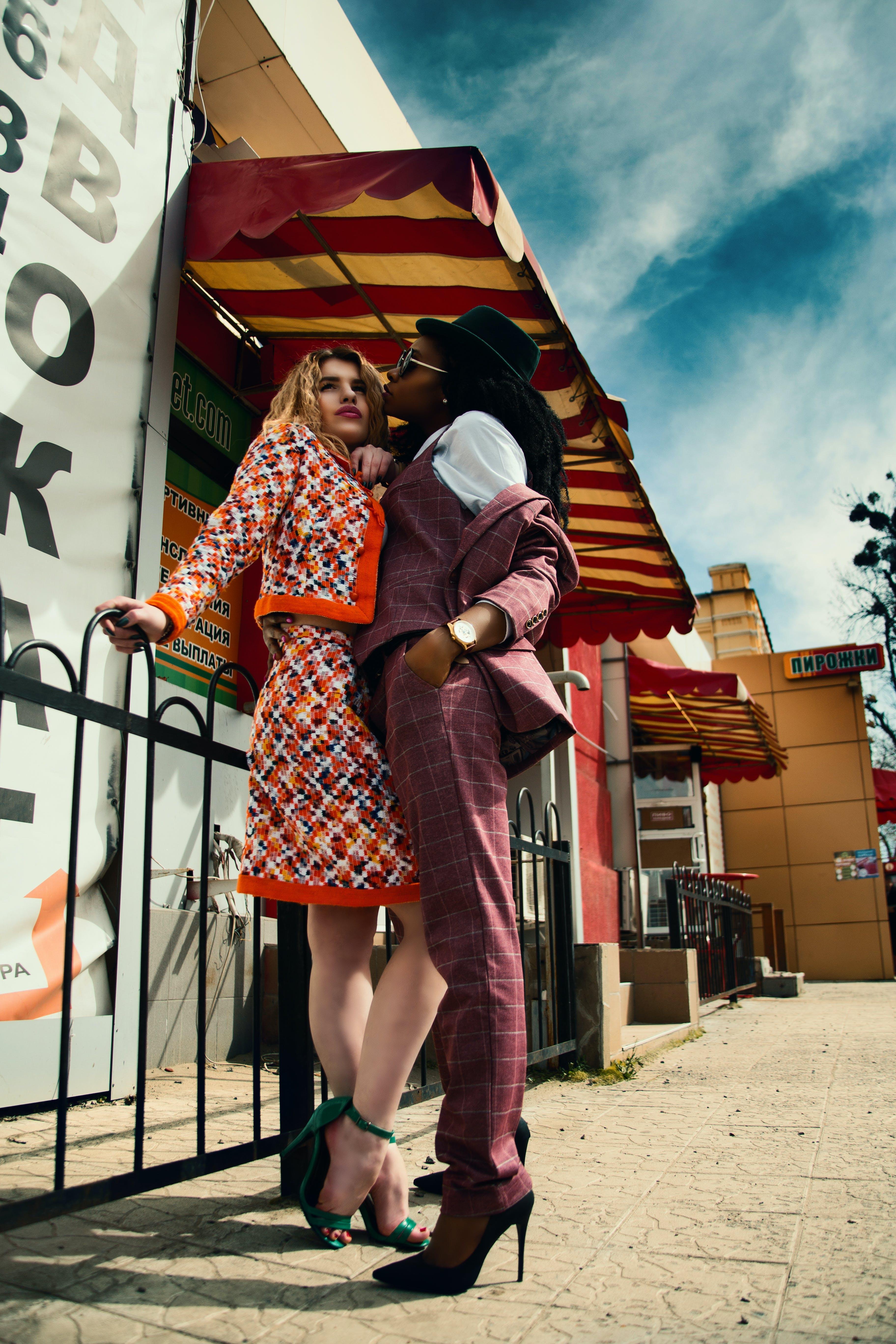 Kostenloses Stock Foto zu fashion, anzug, sonnenbrille, menschen