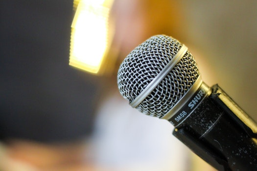 Free stock photo of audio, microphone, recording, mic