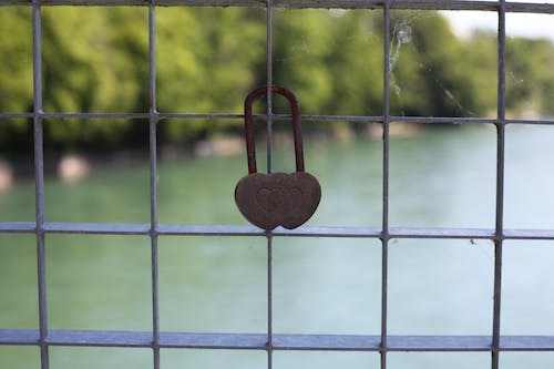 Free stock photo of lock, love, lover, lover lock