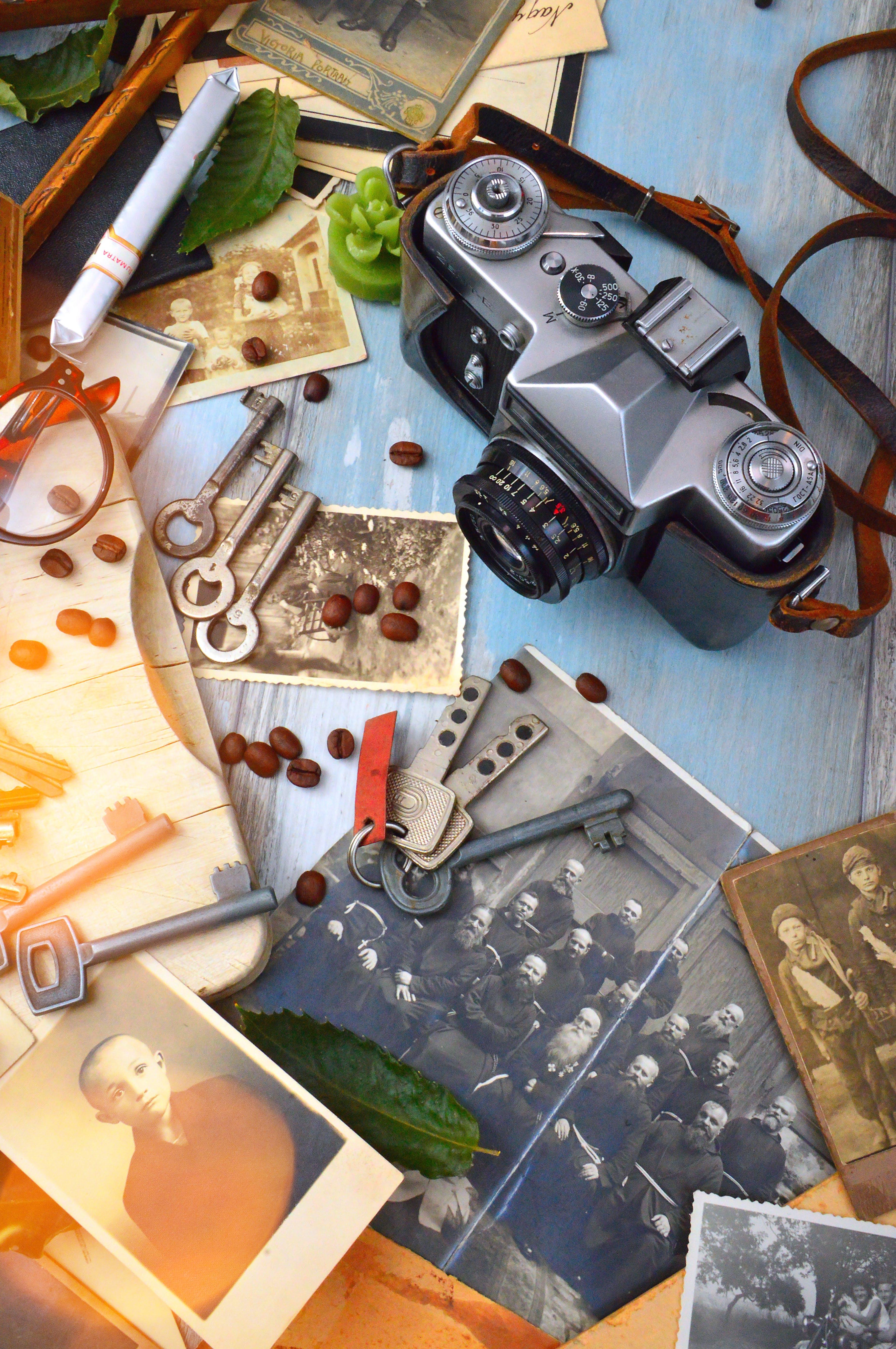 Kostenloses Stock Foto zu ausrüstung, drinnen, fotos, kamera