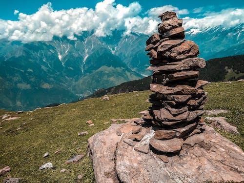 Foto profissional grátis de altitude, cenário, cênico, himalaia