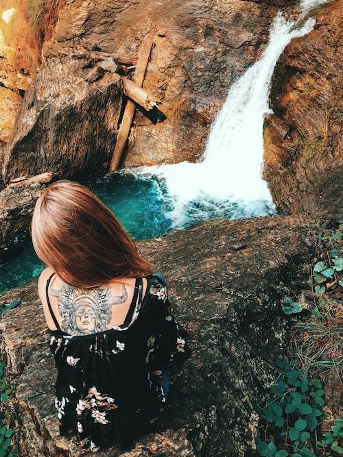 Безкоштовне стокове фото на тему «блакитні води, вода, водоспади, Денне світло»