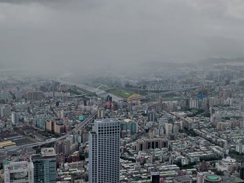 Free stock photo of bird's eye view, building, city, city center