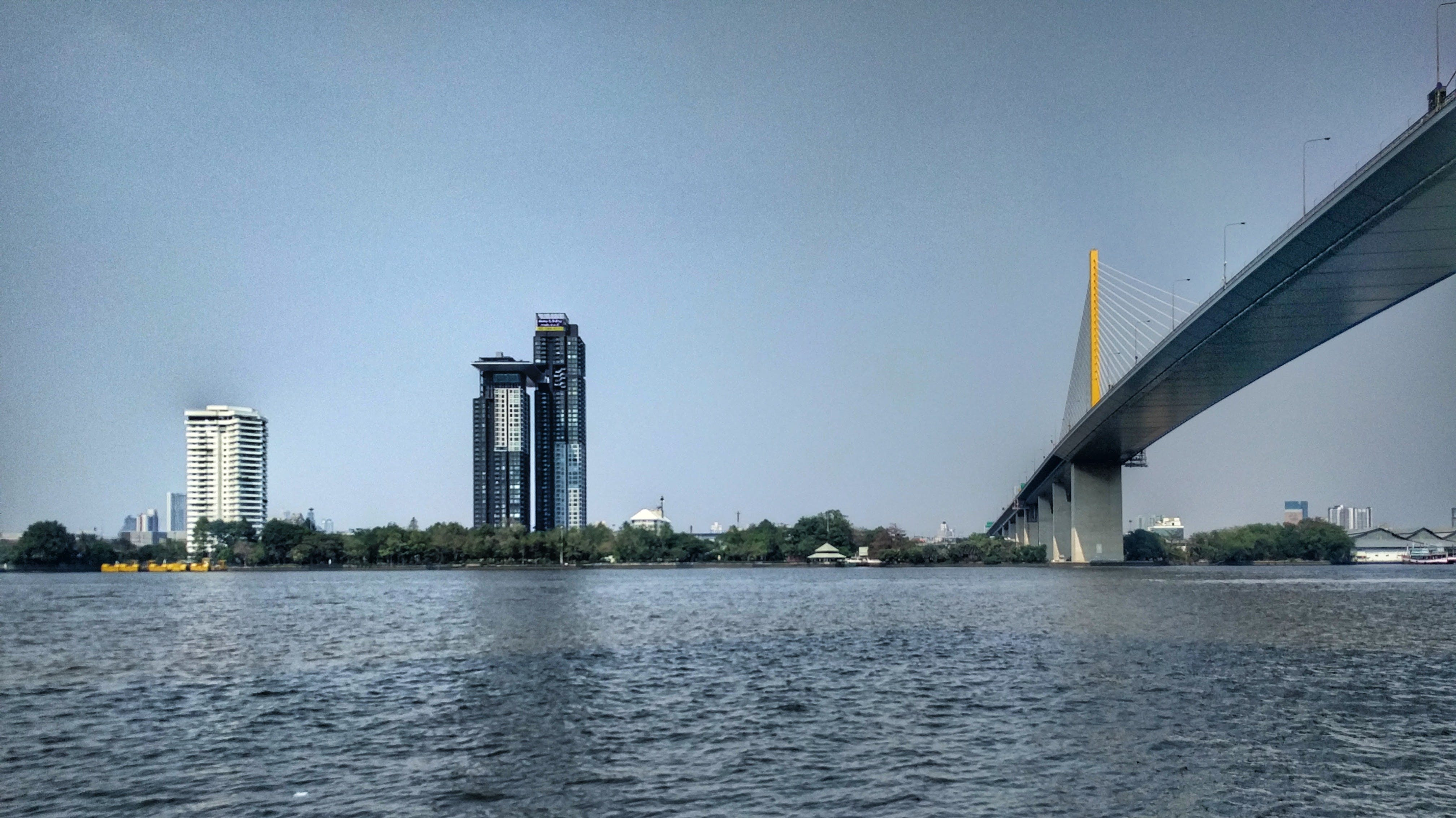 Free stock photo of Bangkok, Chao Phraya River, river, thailand