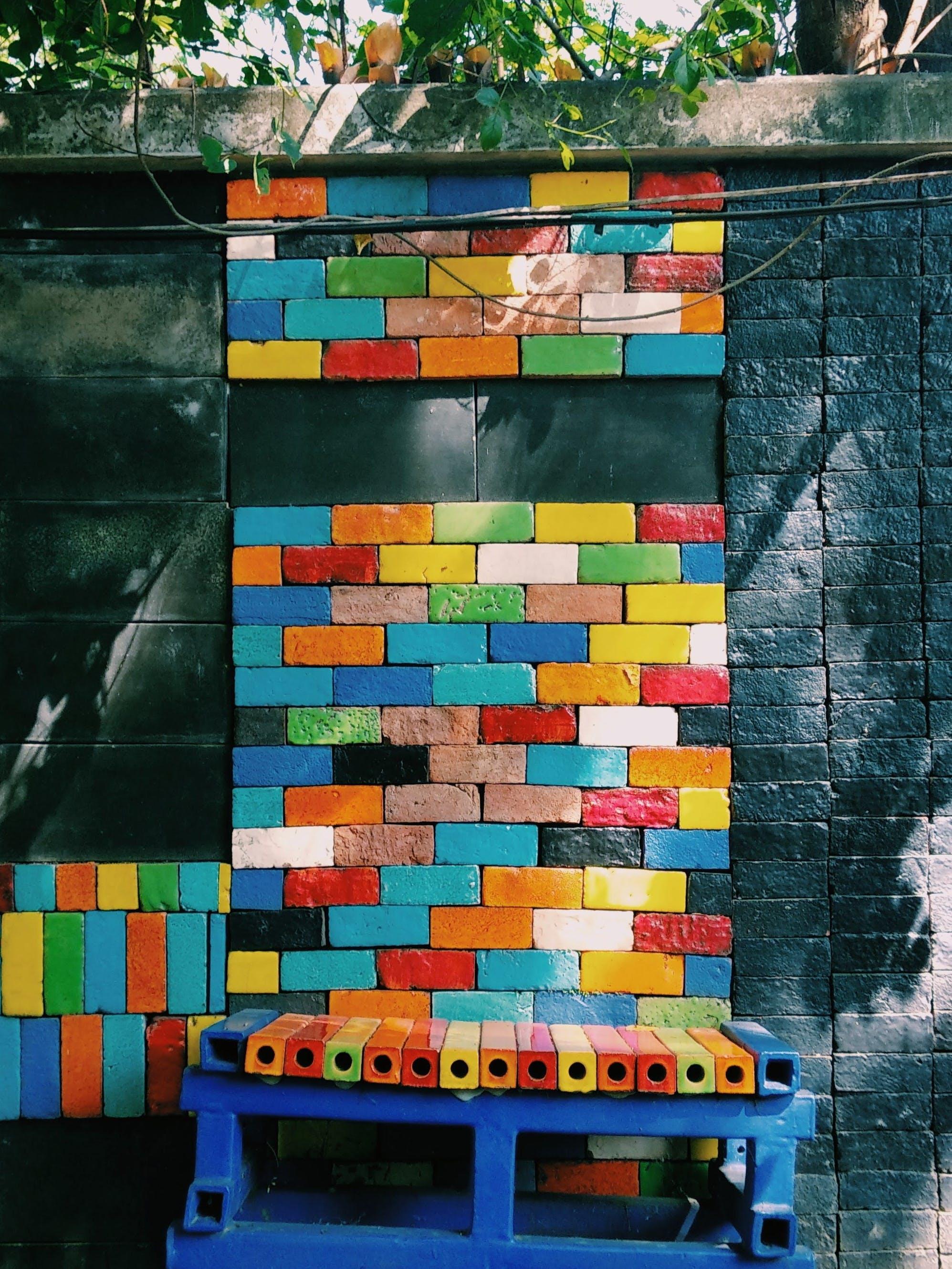 Free stock photo of brick, brick texture, brick wall, bricks