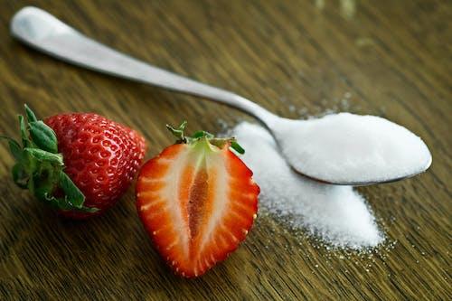 Imagine de stoc gratuită din boabe, căpșuni, crește, delicios