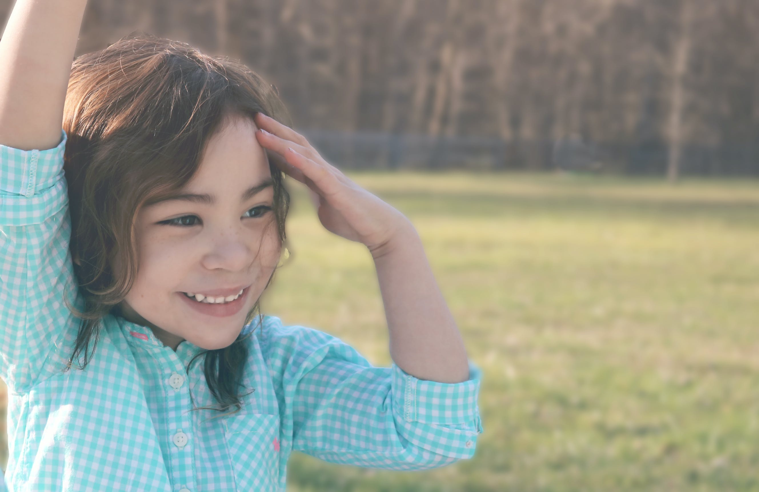 Free stock photo of girl, outside, playing, happy