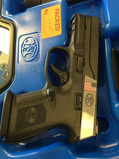 Free stock photo of gun, handgun