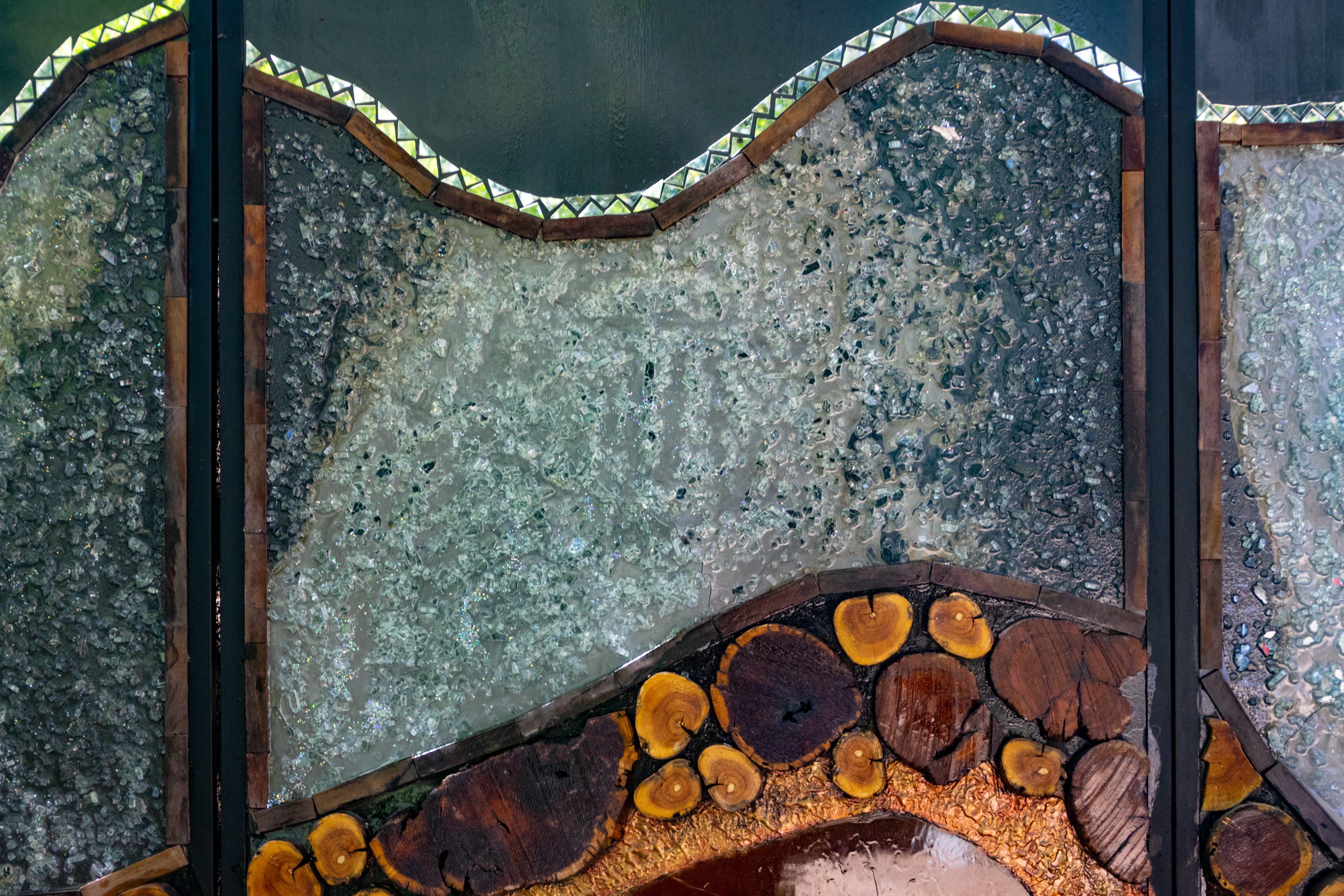 Free stock photo of texture, modern, background, mirror