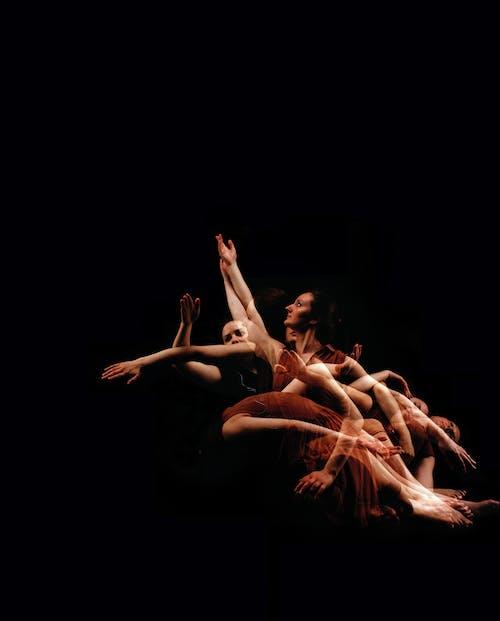 Free stock photo of art, dance, emotion, listening to dance
