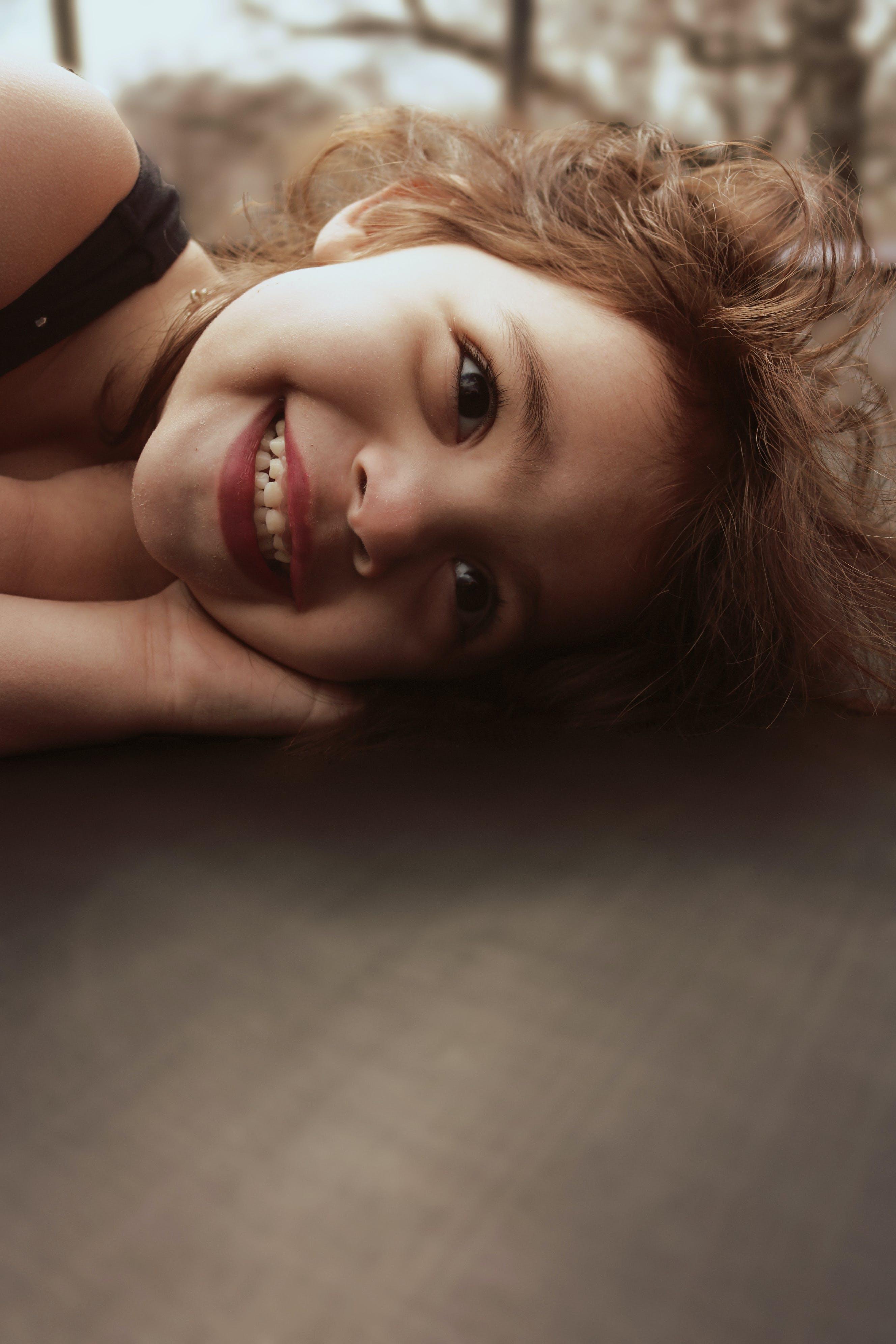 Free stock photo of girl, happy, baby, kid