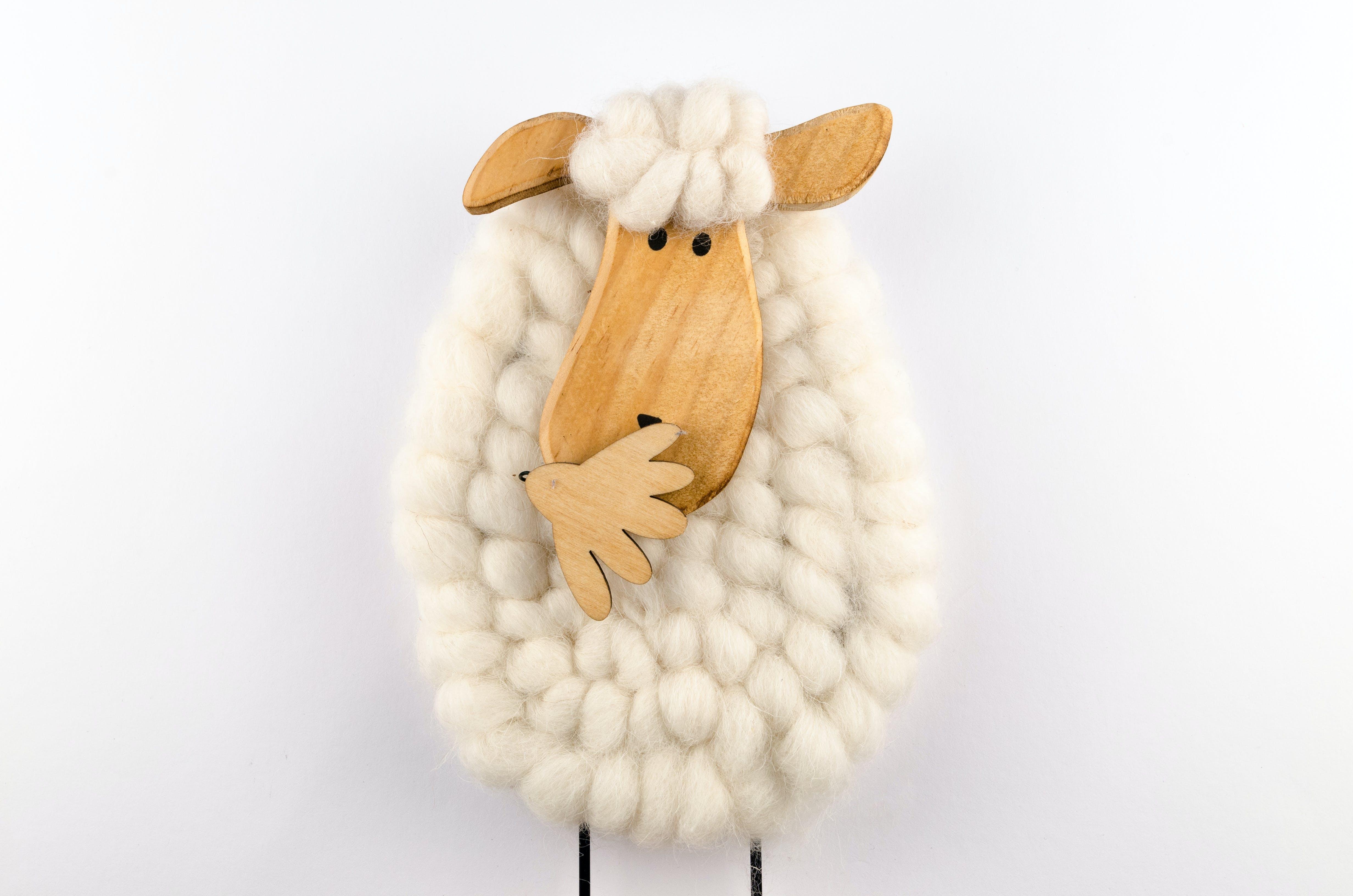 Cotton Lamb Artwork
