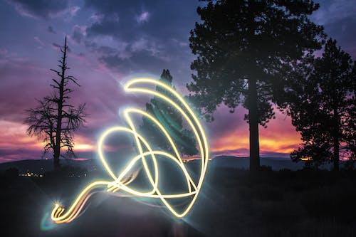 Ingyenes stockfotó 4k-háttérkép, ég, este, esti nap témában