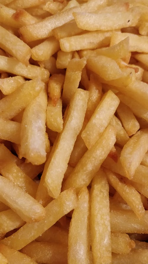Free stock photo of French Fries food