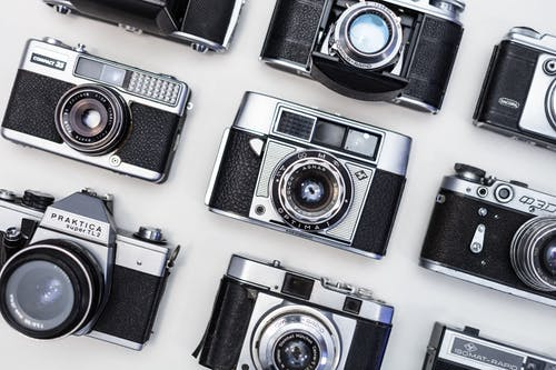 Gratis stockfoto met camera's, cameralens, close-up, concentratie