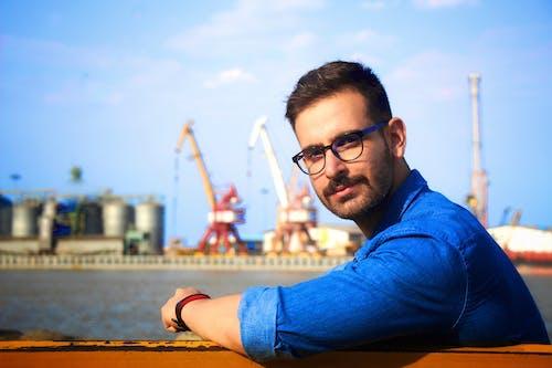 Základová fotografie zdarma na téma moře, muž, na výšku, nejlepší muž