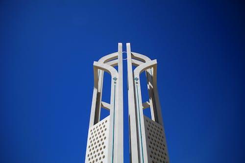 Základová fotografie zdarma na téma jasná obloha, modrá obloha, nebeská modř, obloha