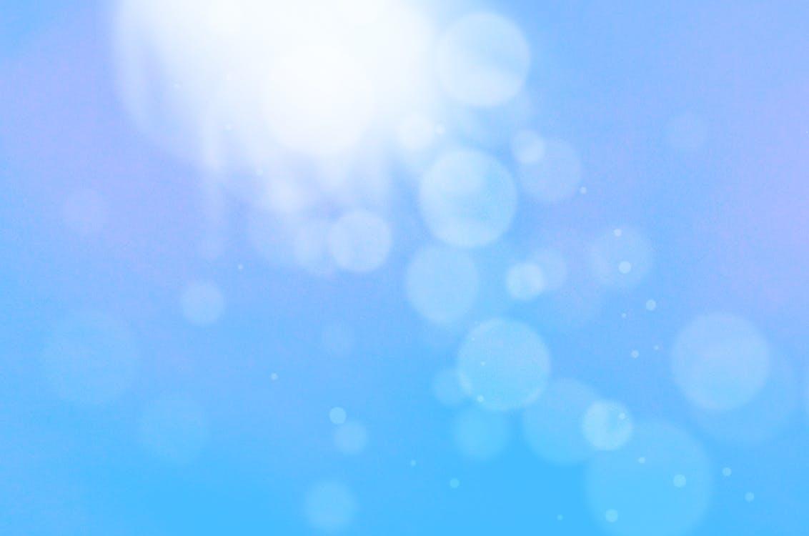 arrière-plan, blanc, bleu