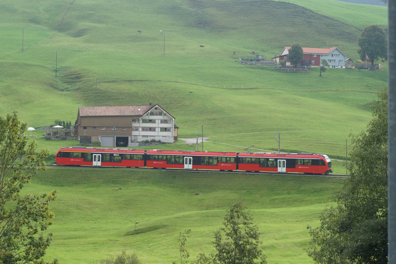 Free stock photo of railway line, railways, red, train