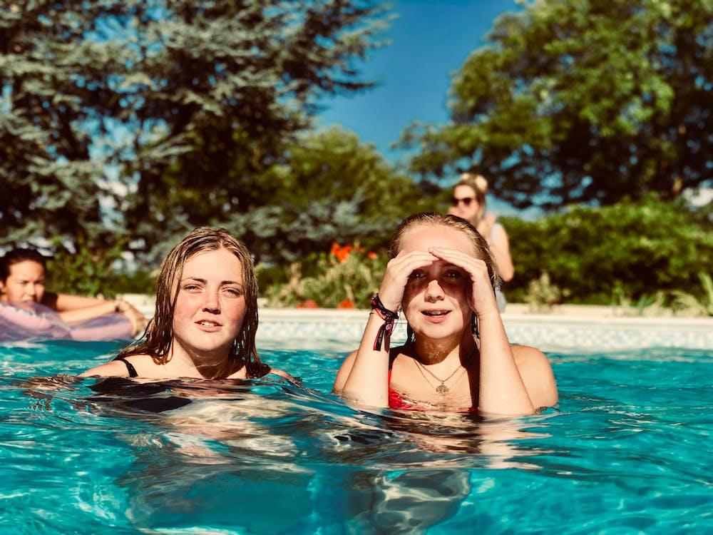acqua, bagnato, divertimento