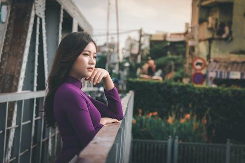 Бесплатное стоковое фото с азиатка, городской, девочка, девушка