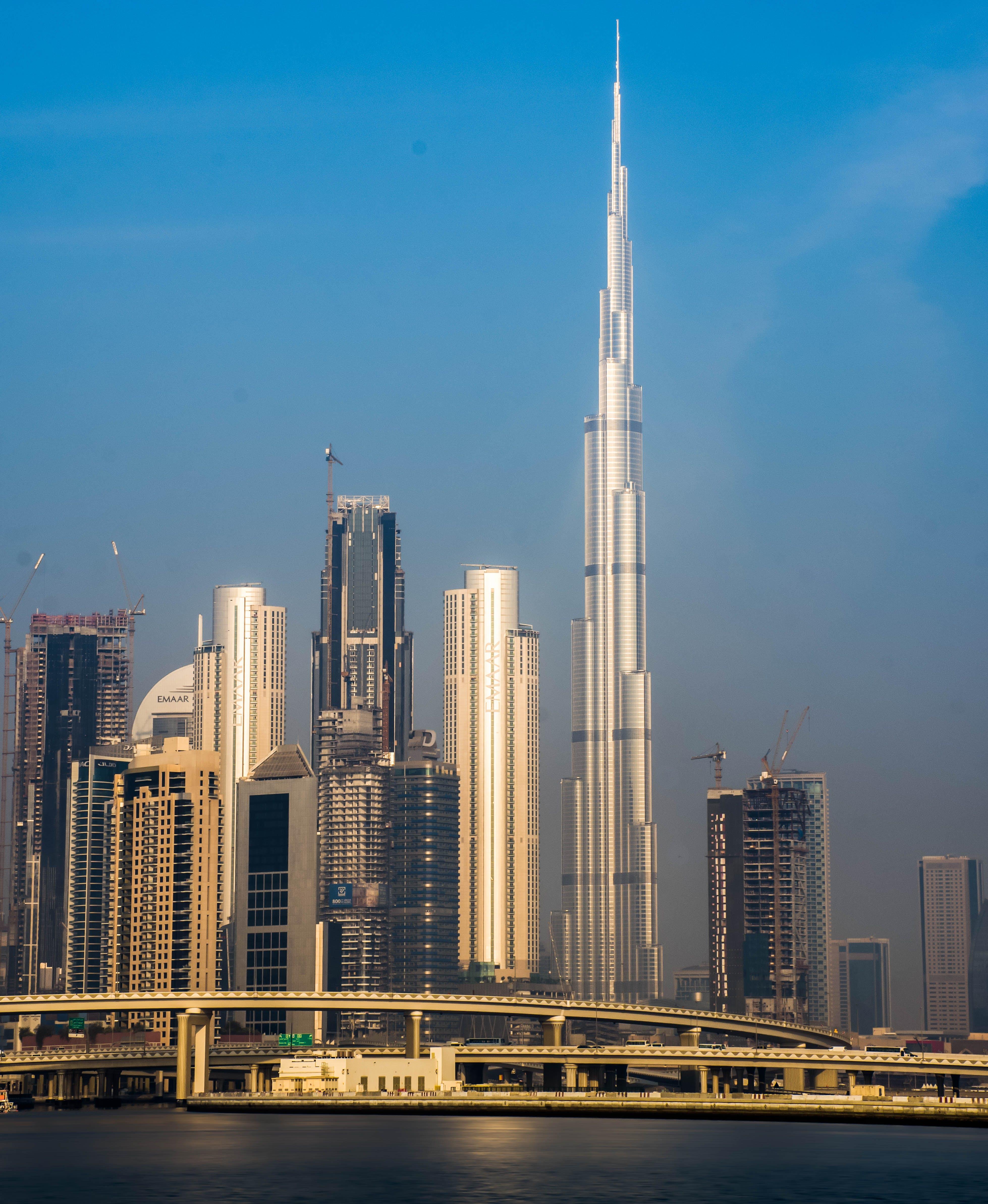 Δωρεάν στοκ φωτογραφιών με burj khalifa, dubai, nikon, uae