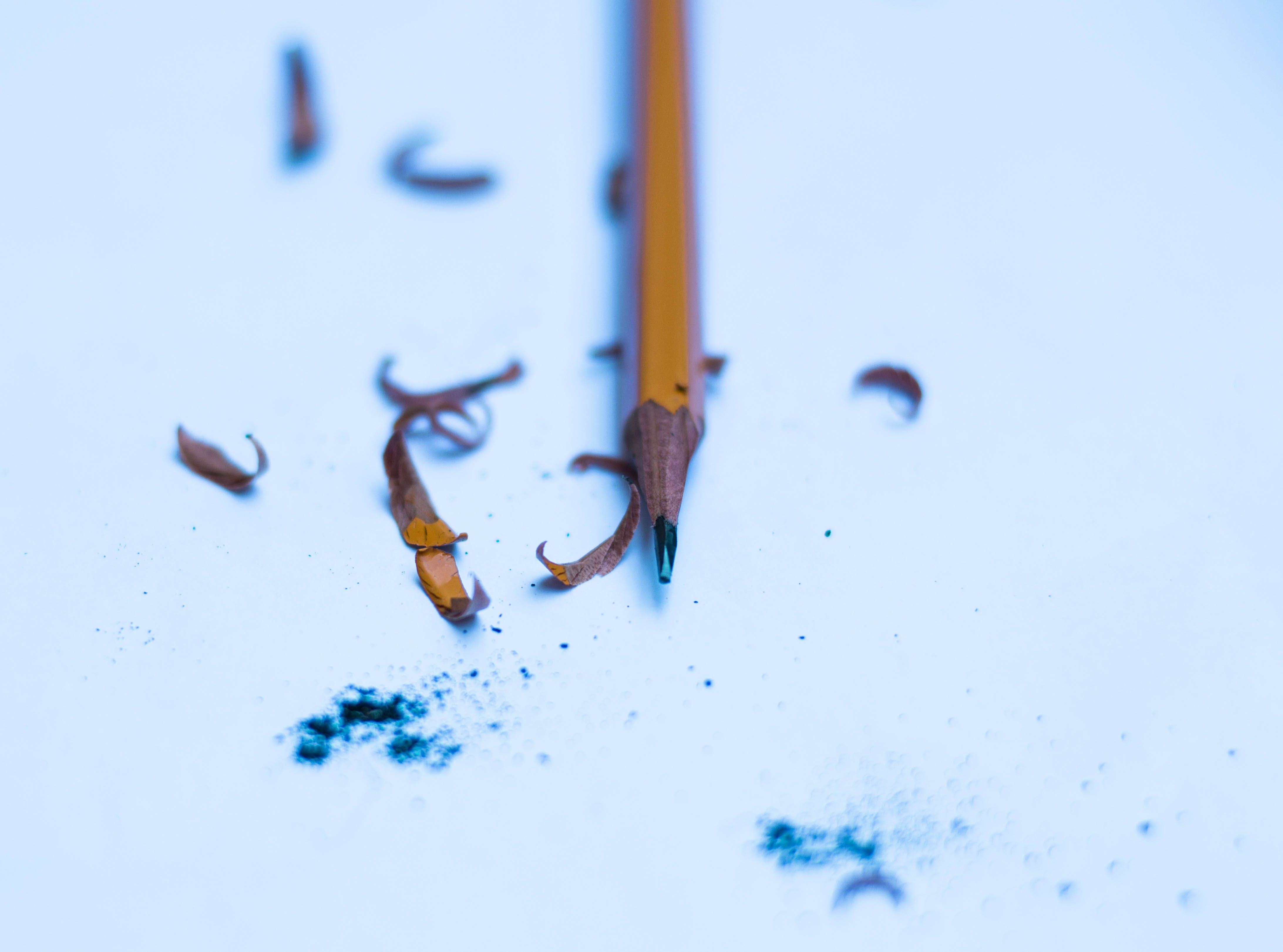 Free stock photo of #artsupplies, #pencil #art