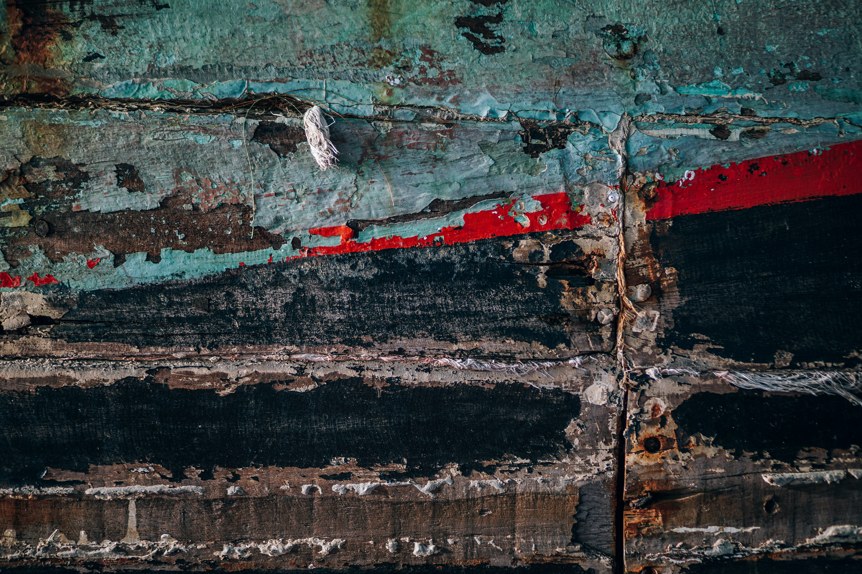 Kostenloses Stock Foto zu abklingenden, hartholz, kaputt, mauer