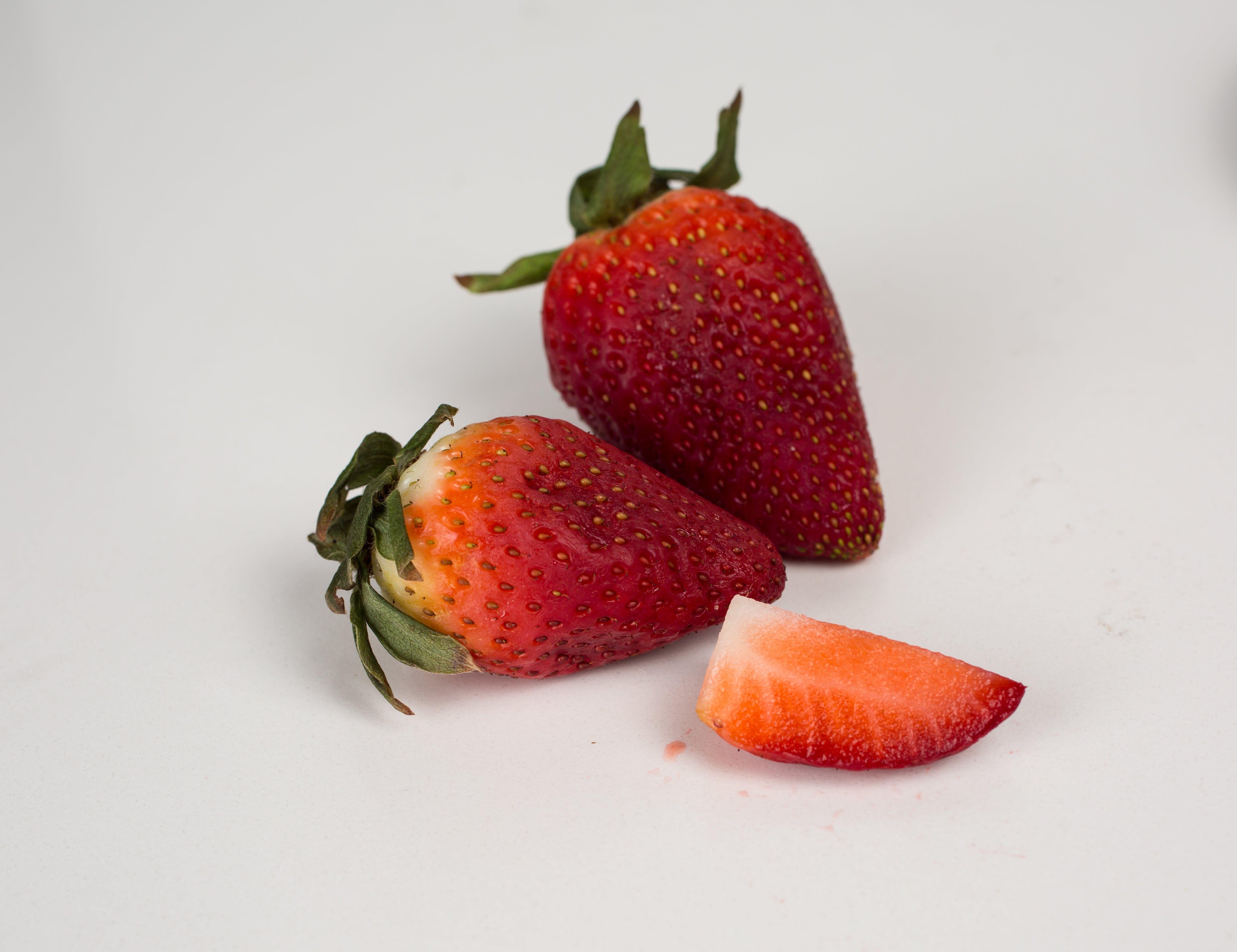 Free stock photo of strawberries